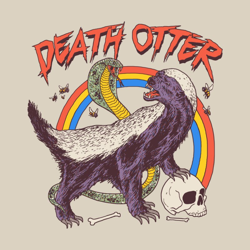 Death Otter by Hillary White