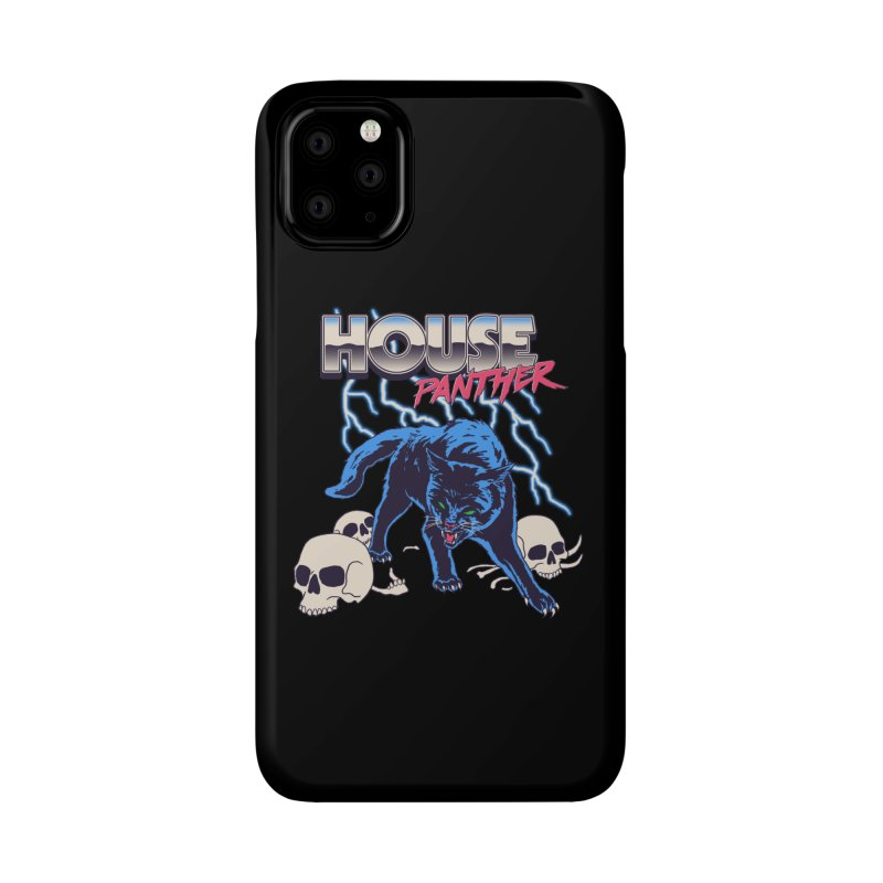 House Panther Accessories Phone Case by Hillary White