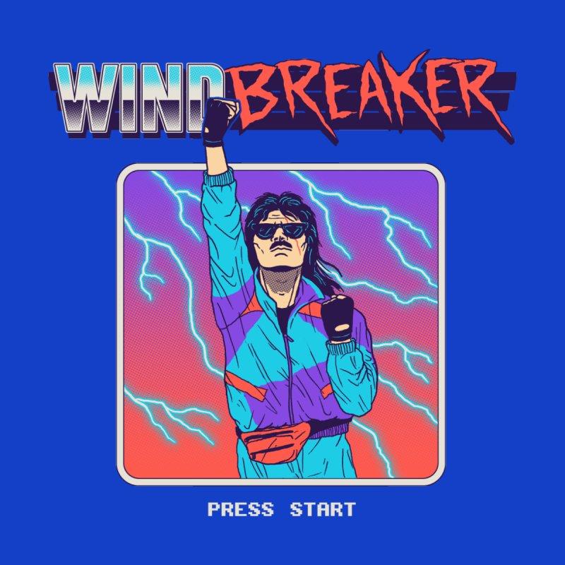 Windbreaker by Hillary White
