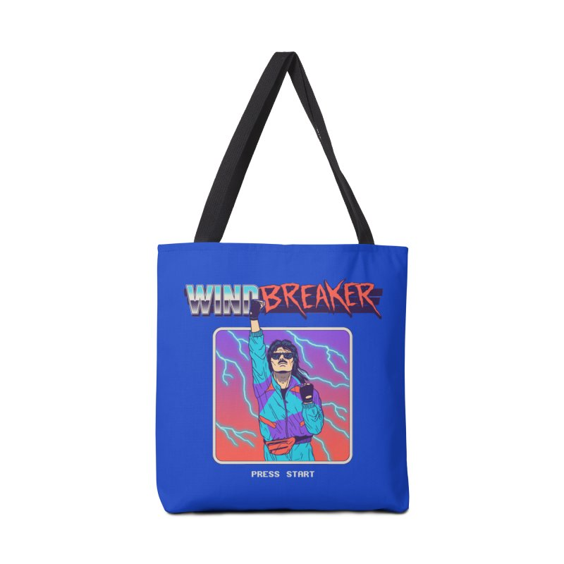 Windbreaker Accessories Tote Bag Bag by Hillary White