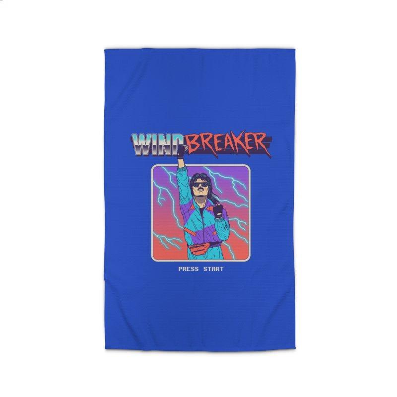 Windbreaker Home Rug by Hillary White