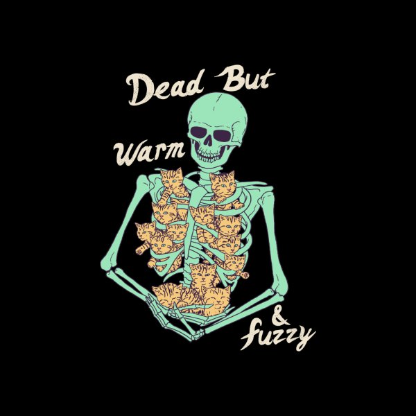 image for Dead But Warm & Fuzzy