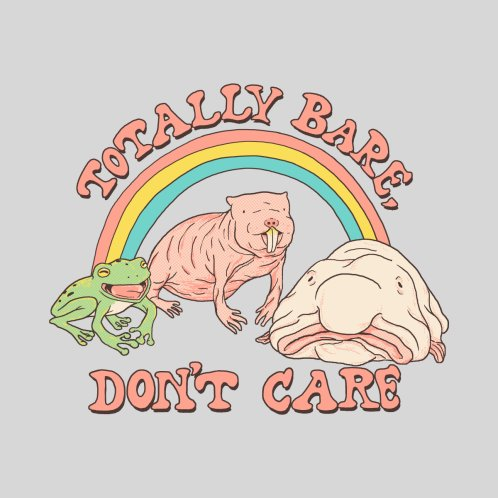 Design for Totally Bare, Don't Care