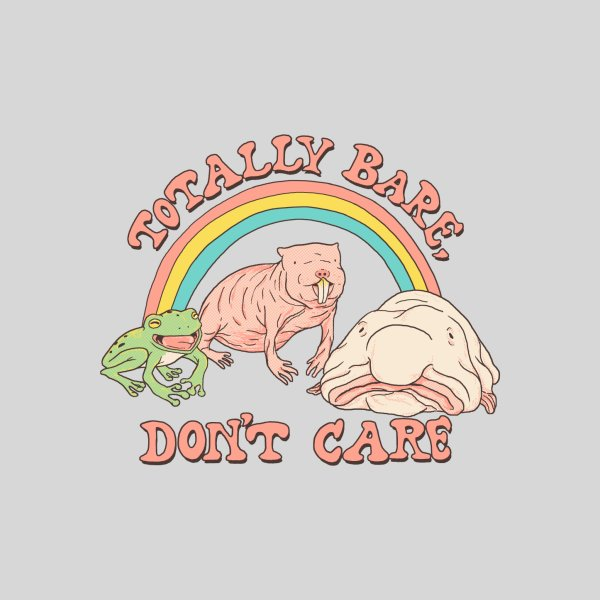 image for Totally Bare, Don't Care