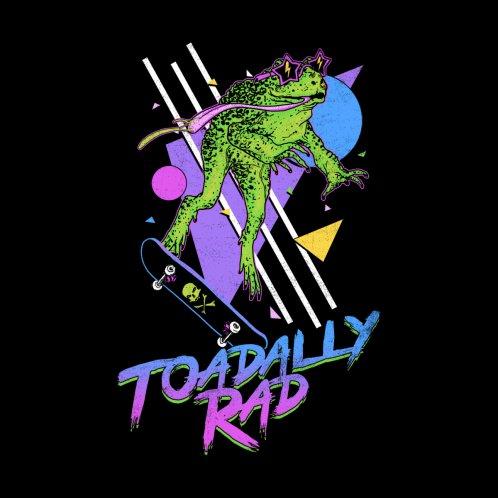 Design for Toadally Rad