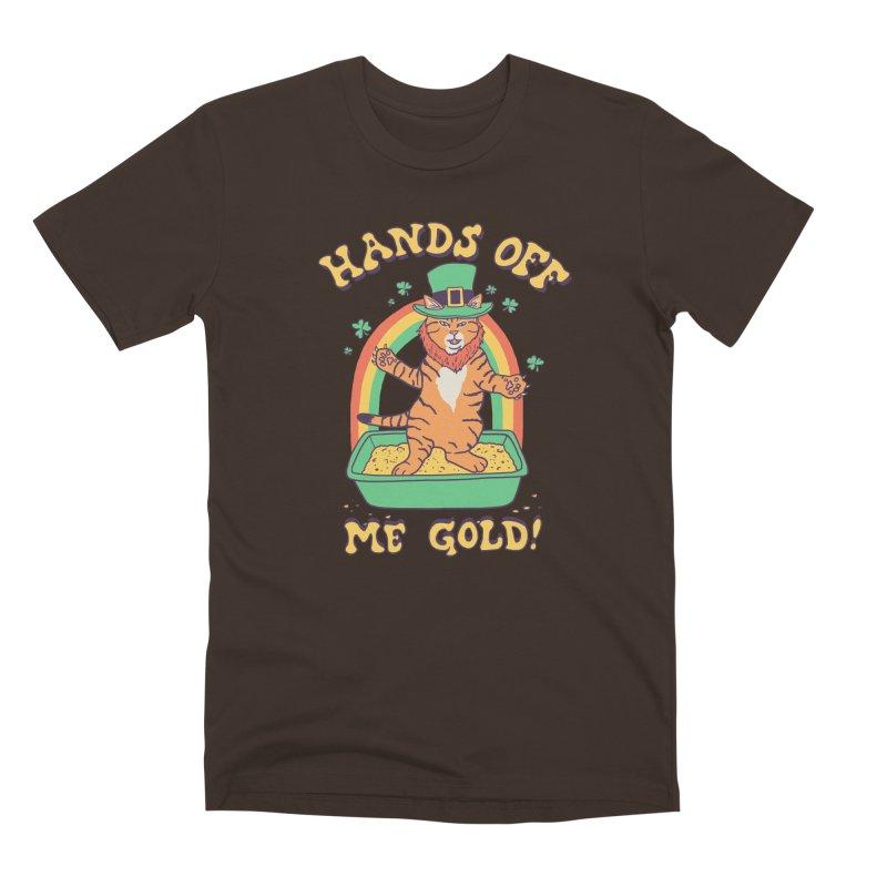 Box Of Gold Men's Premium T-Shirt by Hillary White