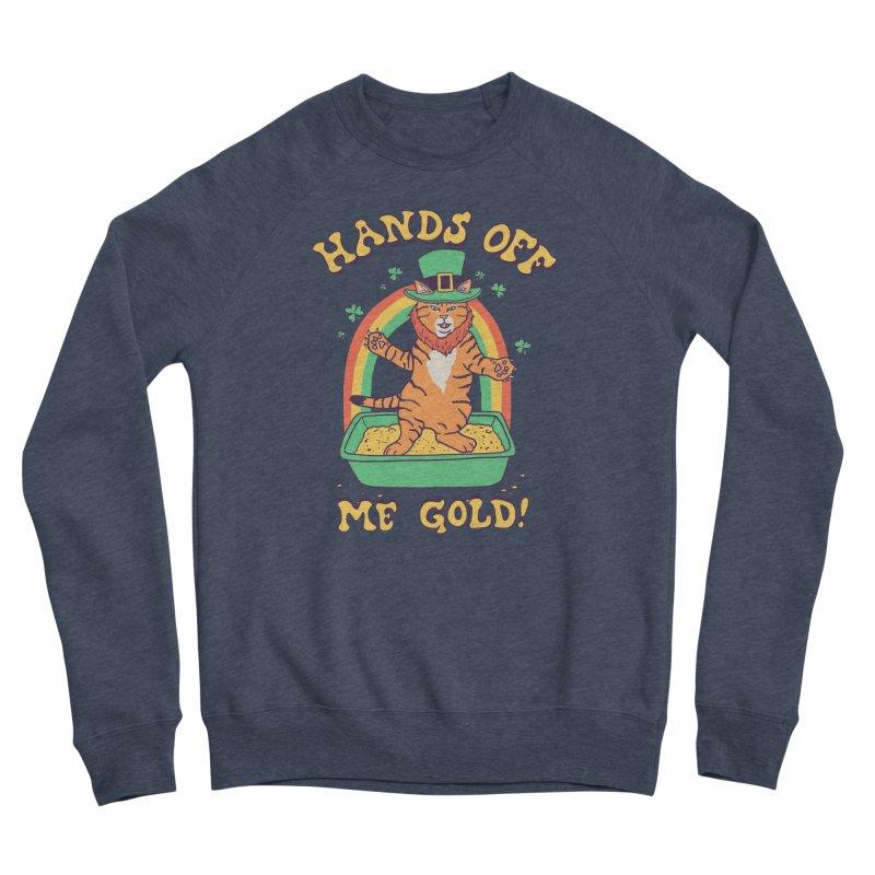 Box Of Gold Women's Sponge Fleece Sweatshirt by Hillary White