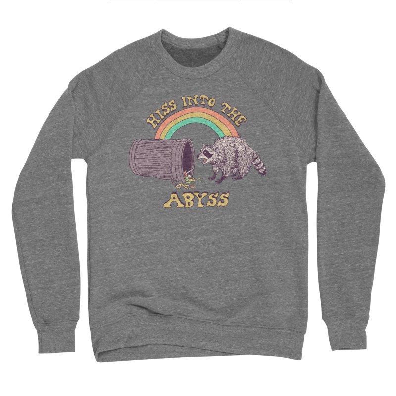 Hiss Into The Abyss Women's Sponge Fleece Sweatshirt by Hillary White
