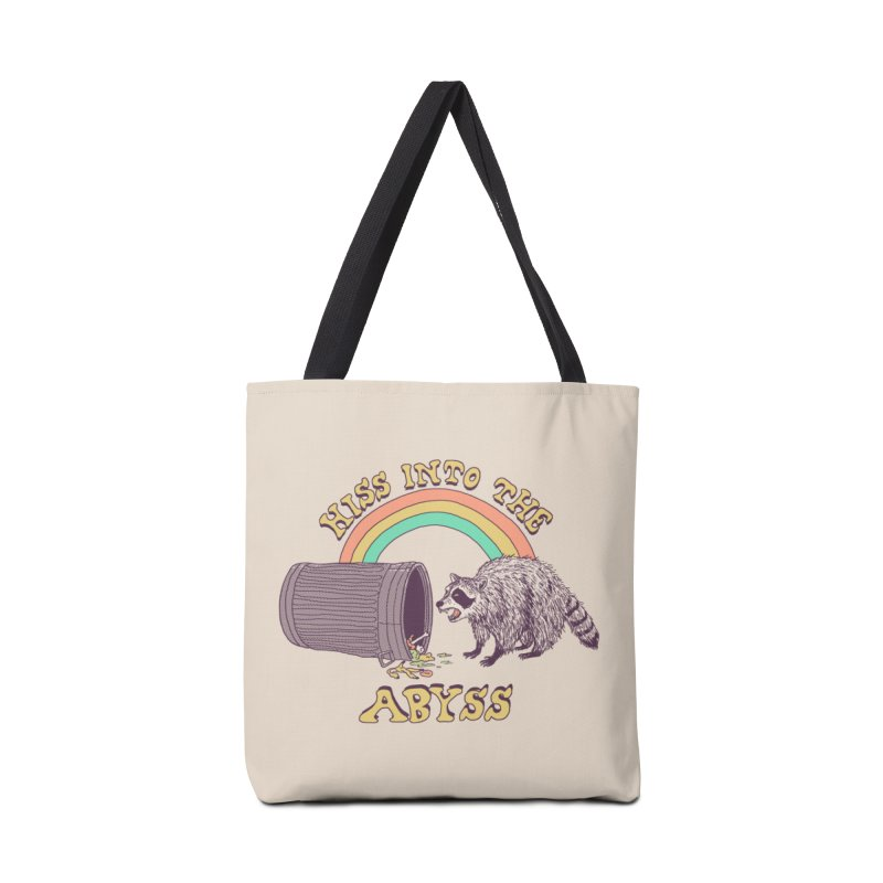 Hiss Into The Abyss Accessories Tote Bag Bag by Hillary White