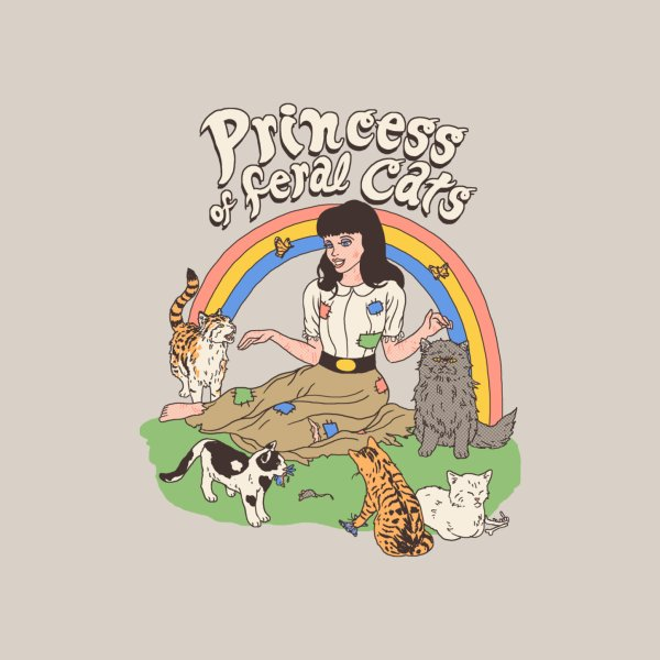 image for Princess Of Feral Cats