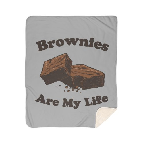 image for Brownies Are My Life