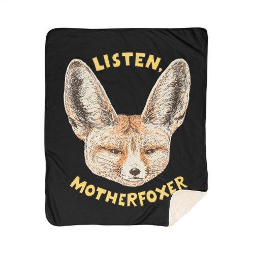 image for Listen, Motherfoxer