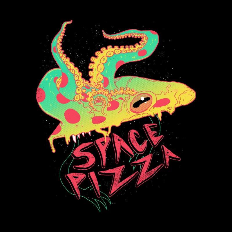 Space Pizza   by hillarywhiterabbit's Artist Shop