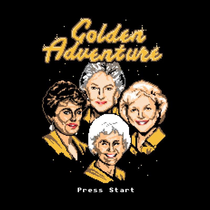 Golden Adventure   by hillarywhiterabbit's Artist Shop
