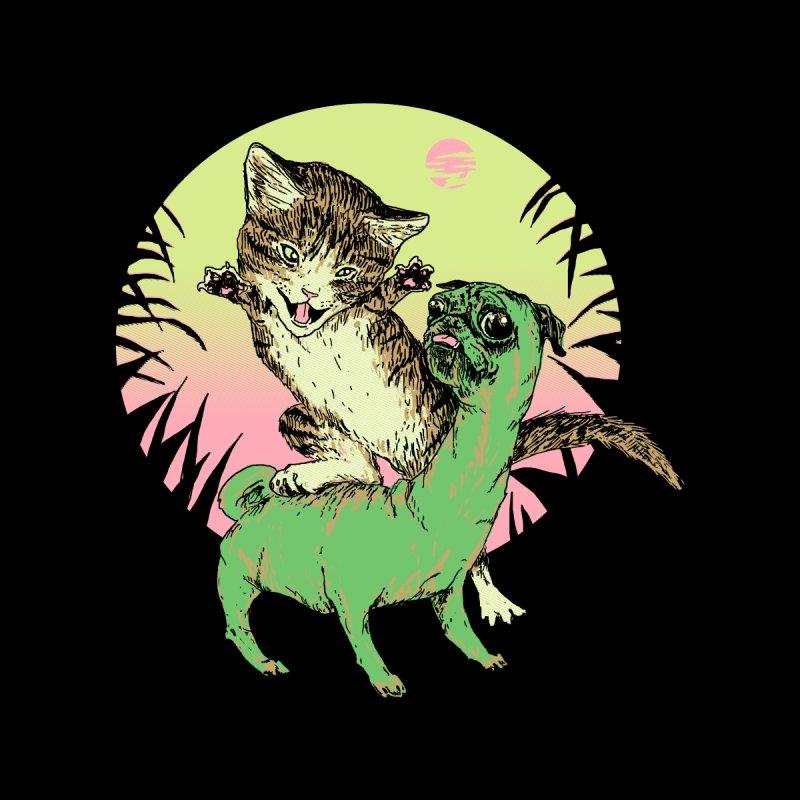 K-Rex and Pugosaurus   by hillarywhiterabbit's Artist Shop