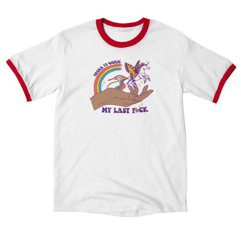There It Goes 2 Men's T-Shirt by Hillary White Rabbit