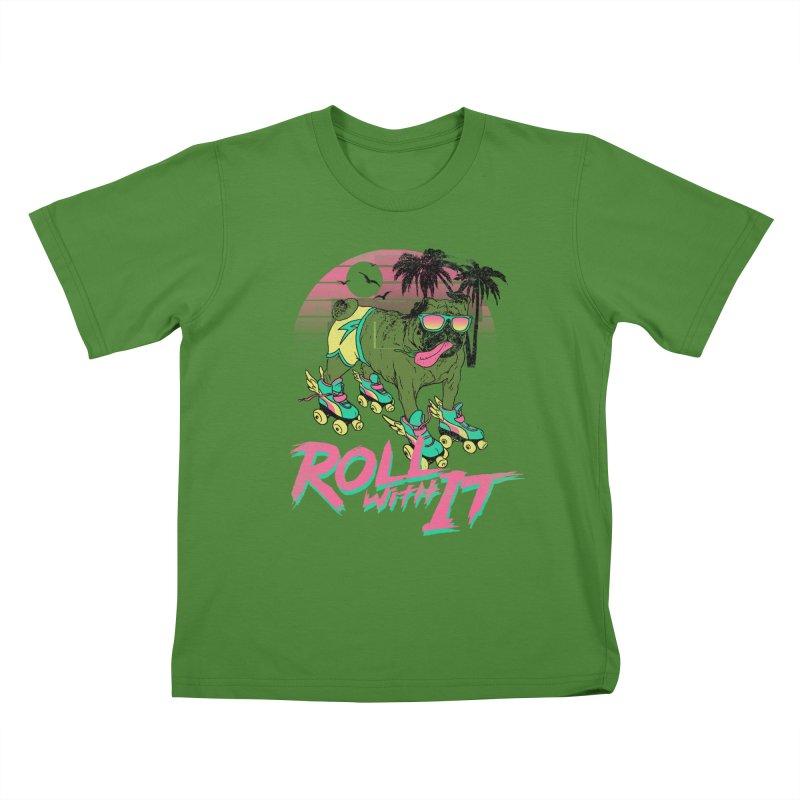 Roll With It   by hillarywhiterabbit's Artist Shop