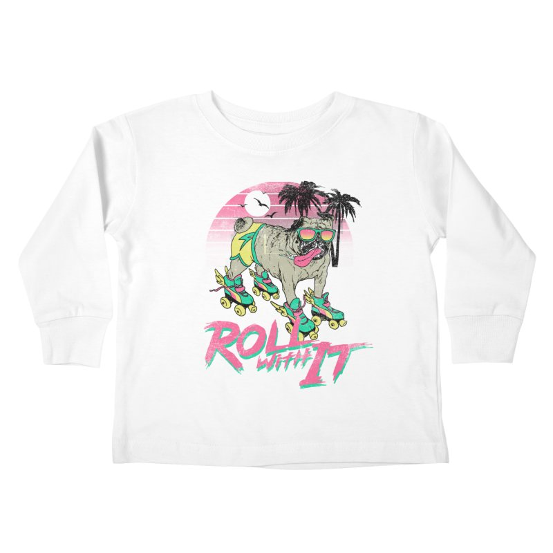 Roll With It   by hillarywhiterabbit's Artist Shop