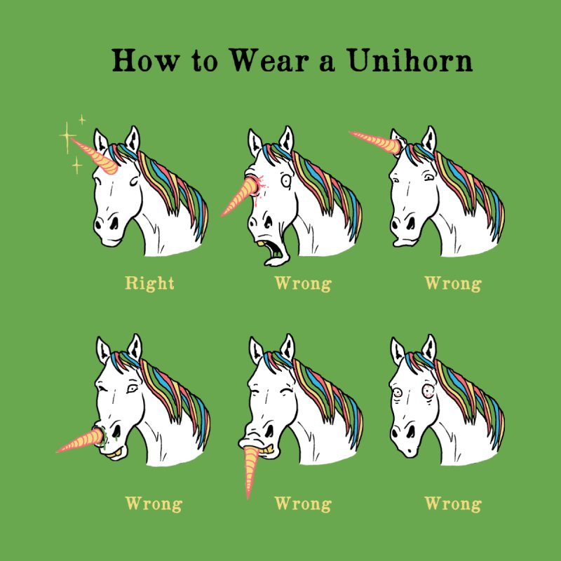 Unihorn 101 None  by hillarywhiterabbit's Artist Shop