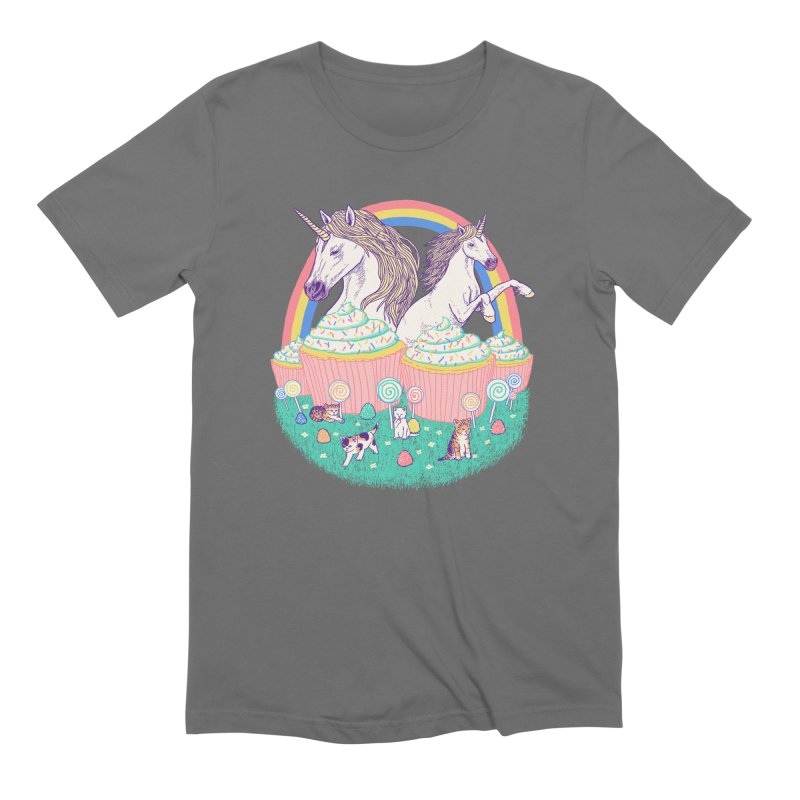Incredible Land Of Sweetness Men's T-Shirt by Hillary White