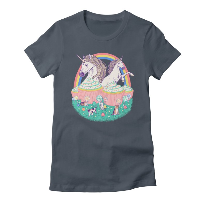 Incredible Land Of Sweetness Women's T-Shirt by Hillary White