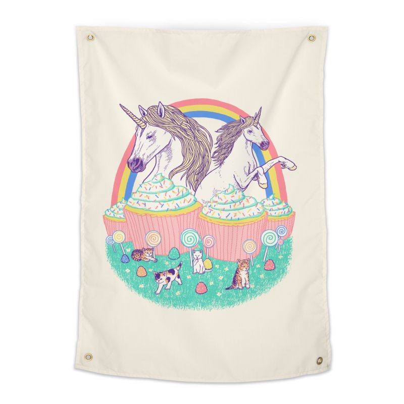 Incredible Land Of Sweetness Home Tapestry by Hillary White