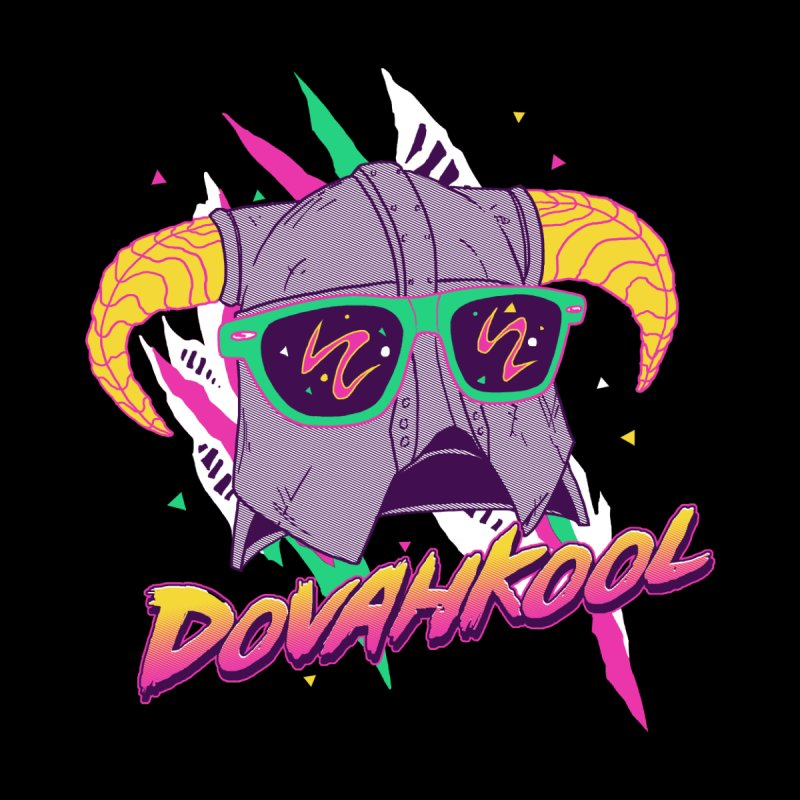 Dovahkool   by hillarywhiterabbit's Artist Shop