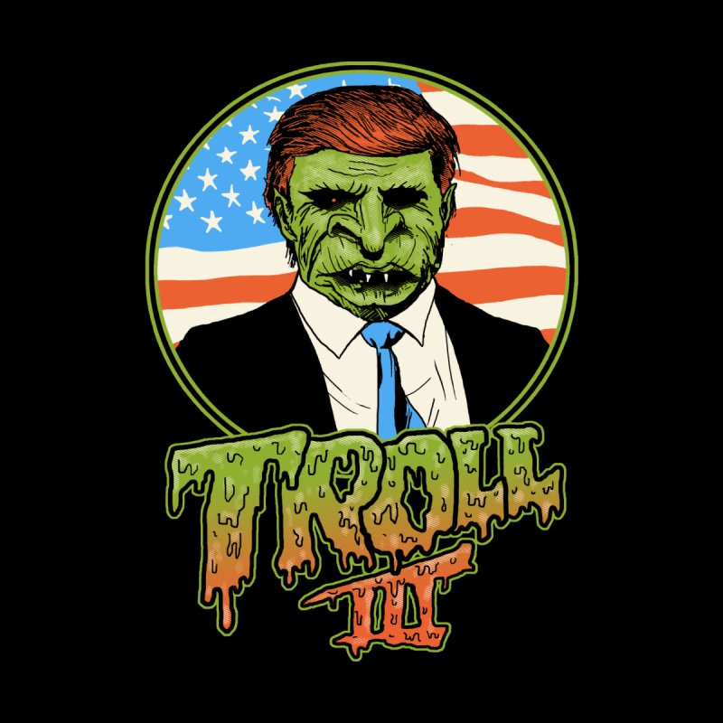 Troll 3 None  by hillarywhiterabbit's Artist Shop