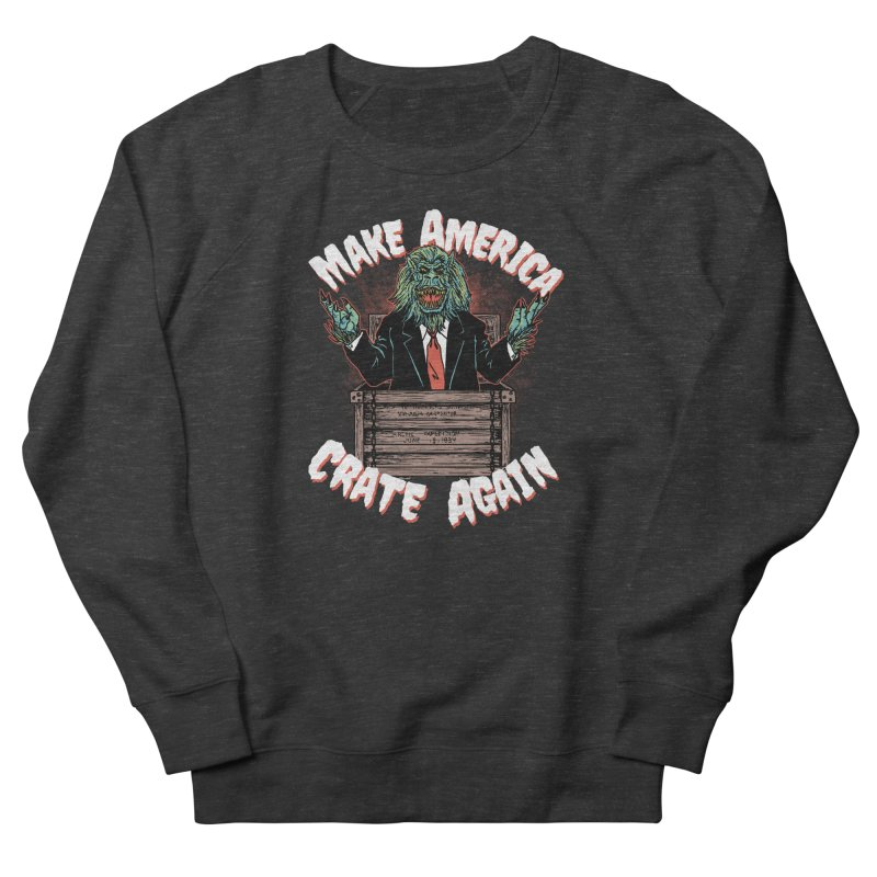 Make America Crate Again   by hillarywhiterabbit's Artist Shop