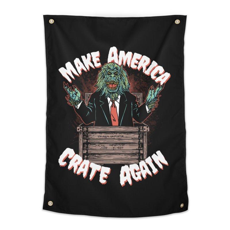 Make America Crate Again   by hillarywhiterabbit's Artist Shop