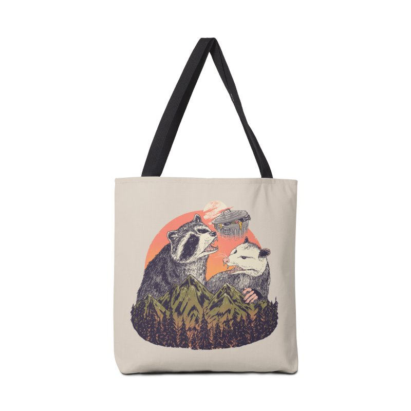 Majestic Trash Accessories Bag by Hillary White Rabbit