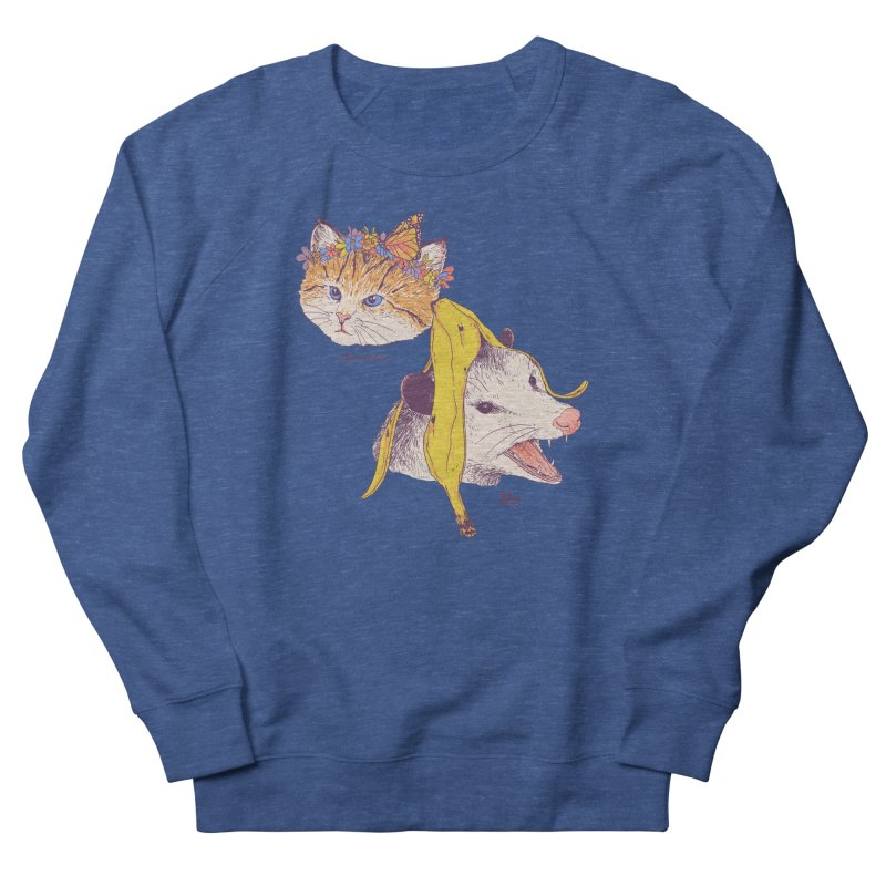 Not Like Other Girls Men's Sweatshirt by Hillary White Rabbit