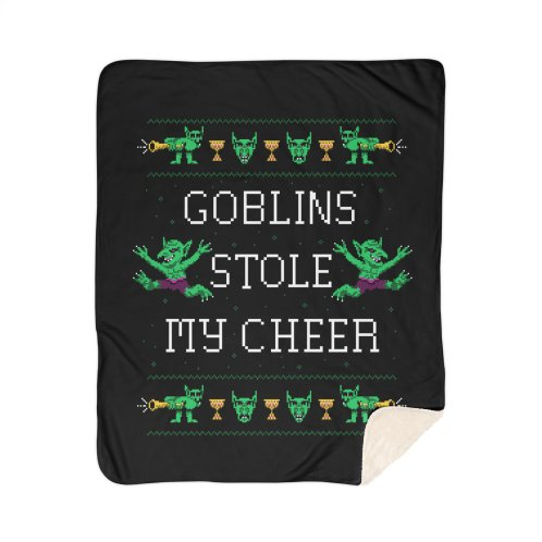 image for Goblins Stole My Cheer