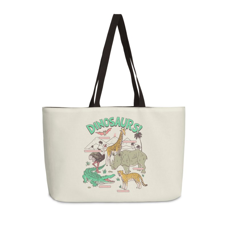 Dinosaurs! Accessories Bag by Hillary White Rabbit