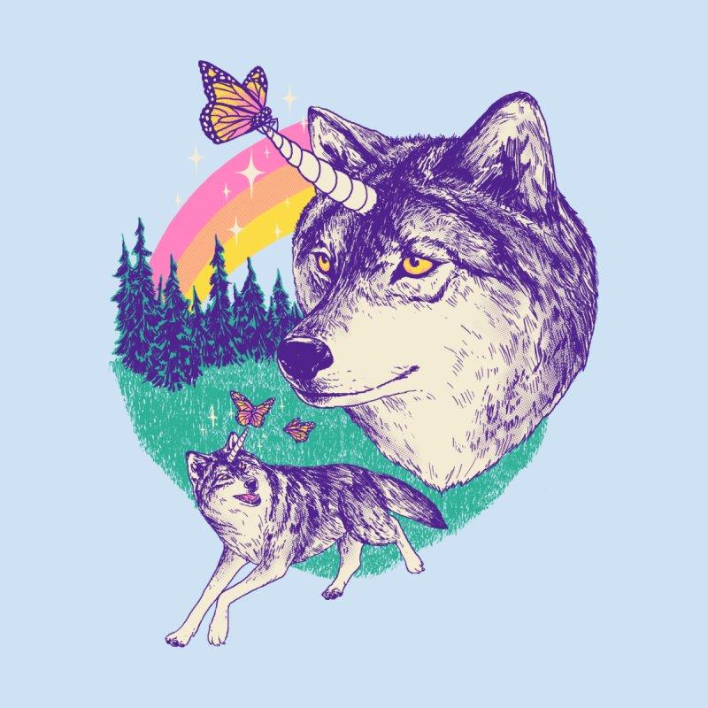 Heckin' Wolfcorns Accessories Mug by Hillary White Rabbit