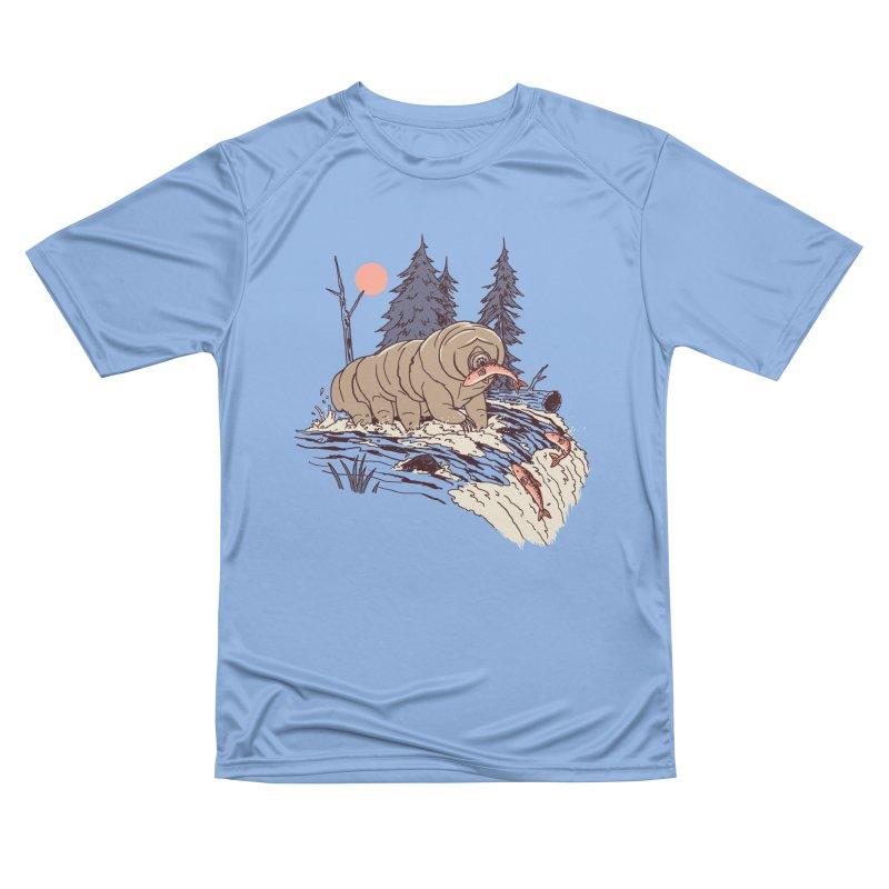 Water Bear Men's T-Shirt by Hillary White Rabbit