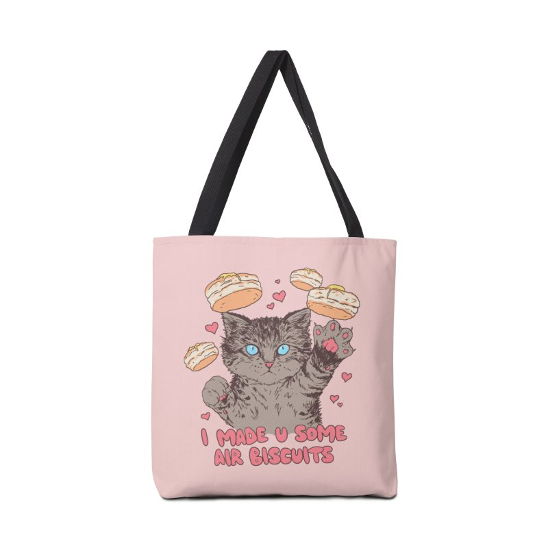 Air Biscuits Accessories Bag by Hillary White Rabbit