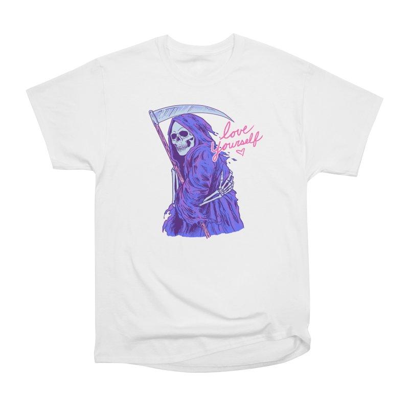 Love Yourself Women's T-Shirt by Hillary White Rabbit