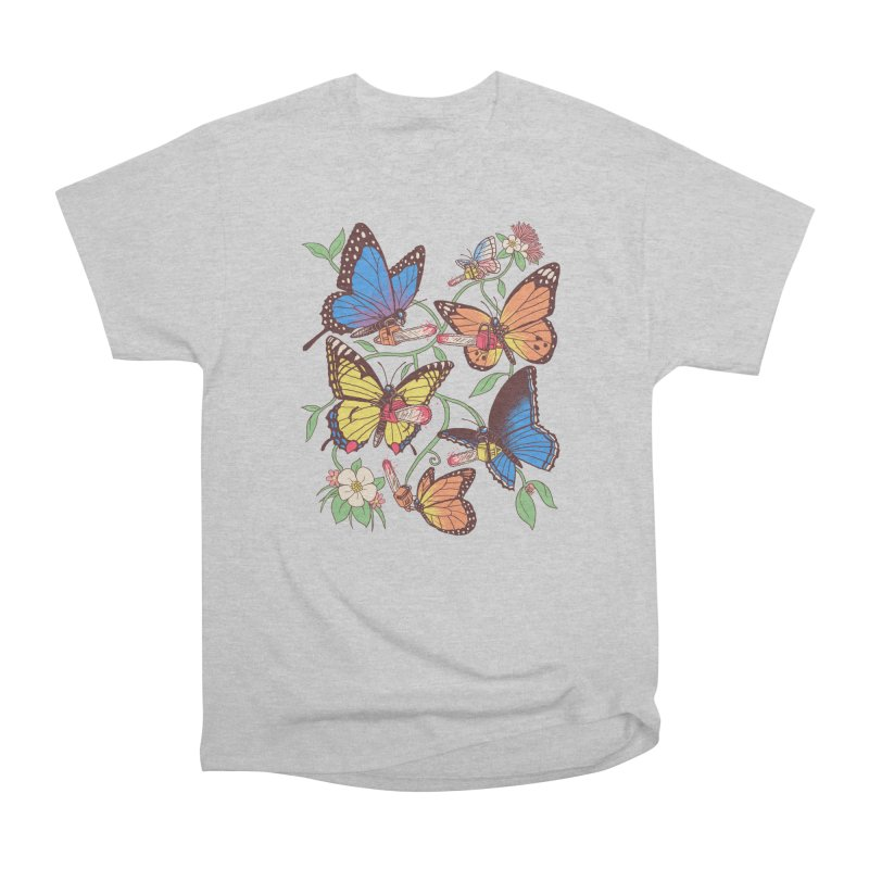Field Guide To Chaos Men's T-Shirt by Hillary White Rabbit