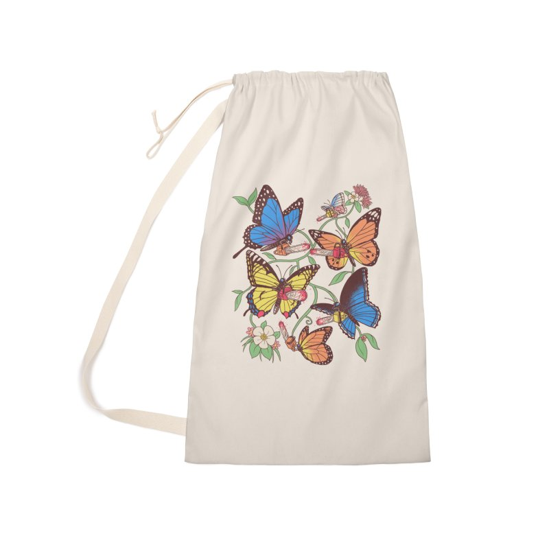 Field Guide To Chaos Accessories Bag by Hillary White Rabbit