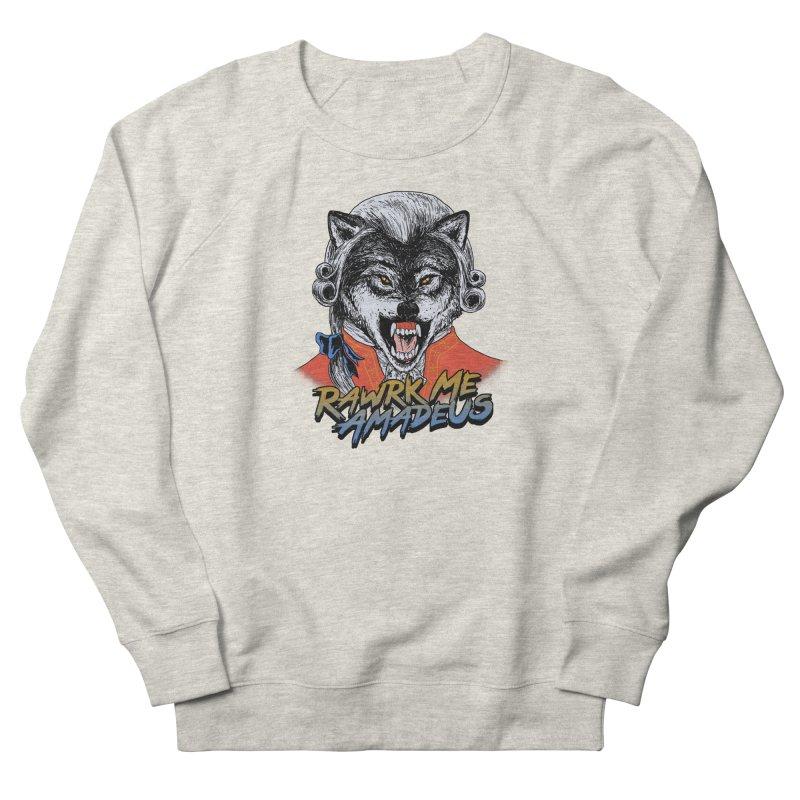 Rawrk Me Amadeus Women's Sweatshirt by hillarywhiterabbit's Artist Shop