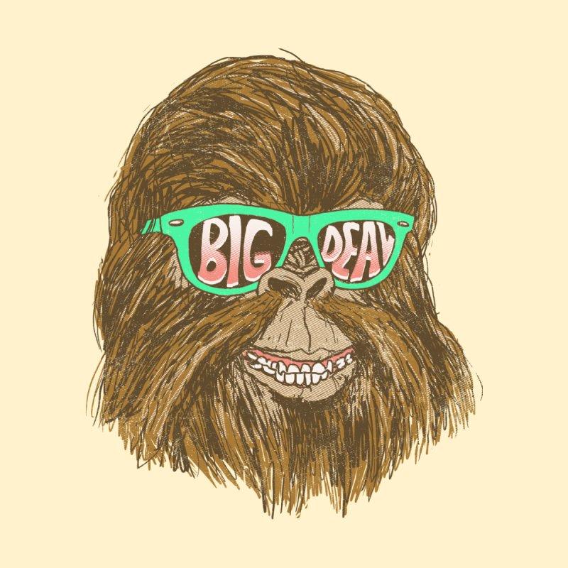 Big Deal None  by hillarywhiterabbit's Artist Shop