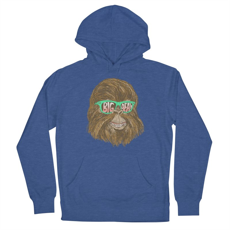 Big Deal Men's Pullover Hoody by hillarywhiterabbit's Artist Shop