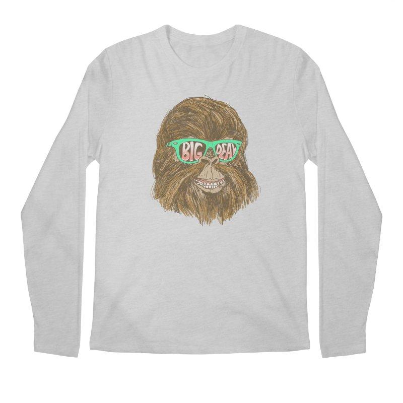 Big Deal Men's Longsleeve T-Shirt by hillarywhiterabbit's Artist Shop
