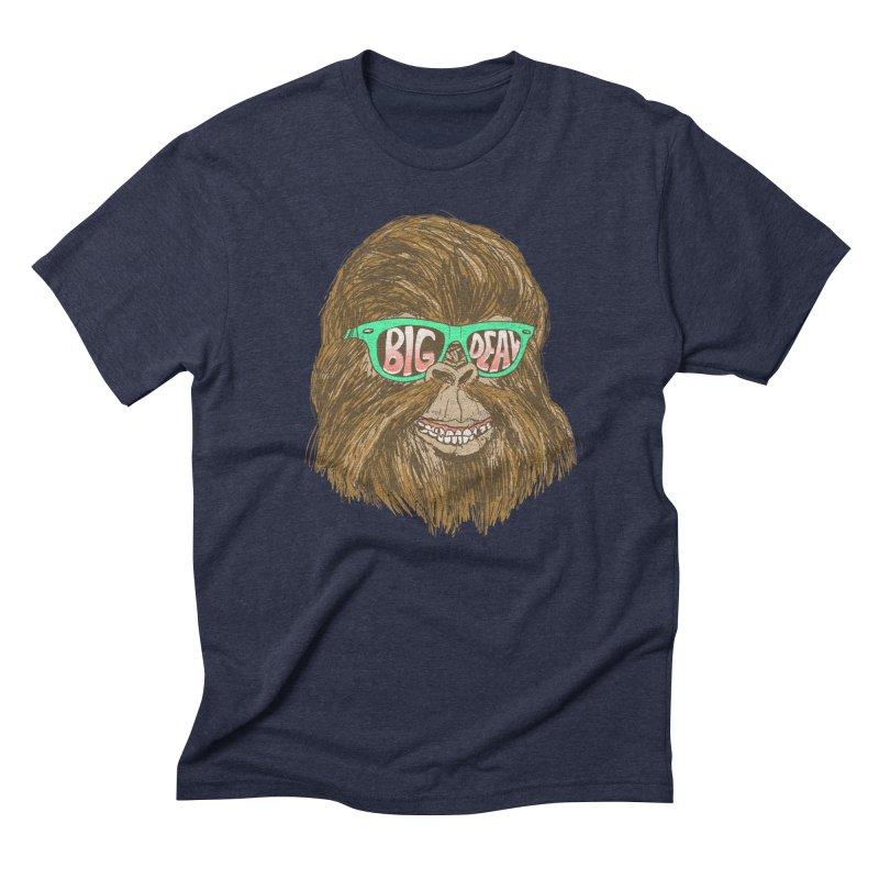 Big Deal Men's Triblend T-shirt by hillarywhiterabbit's Artist Shop