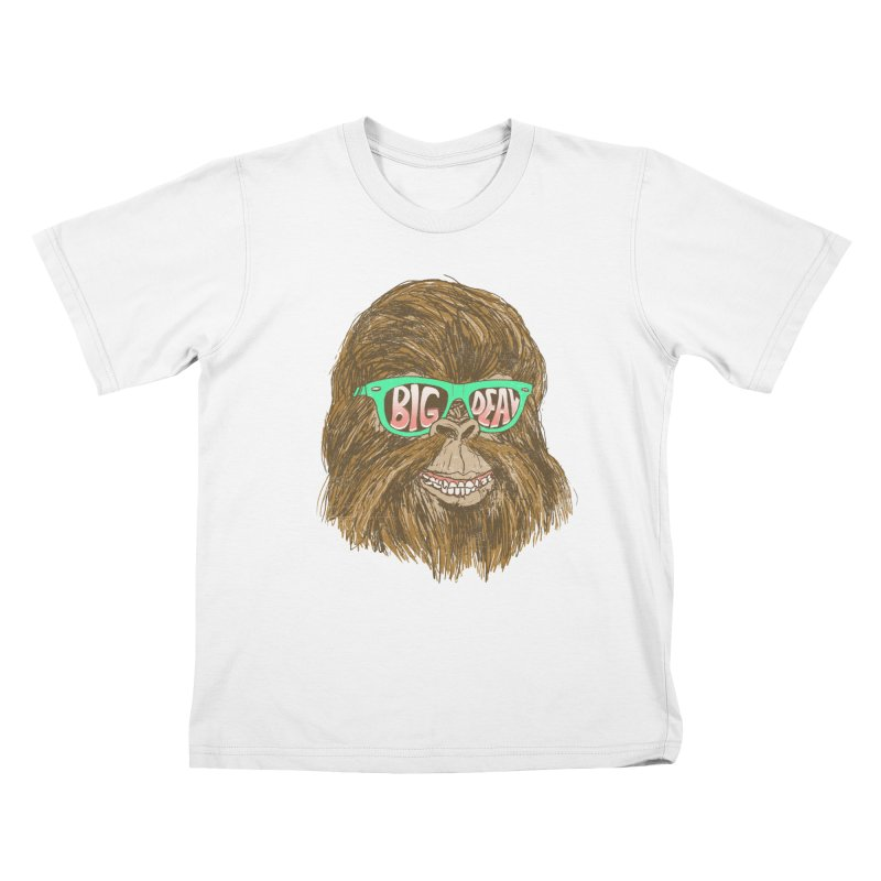 Big Deal Kids T-shirt by hillarywhiterabbit's Artist Shop