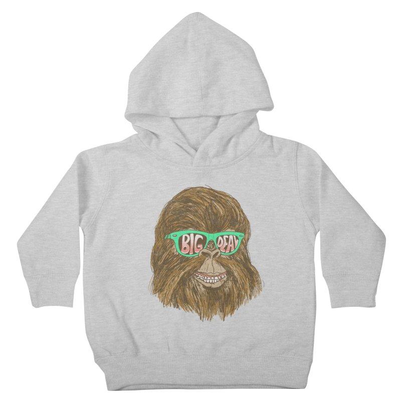 Big Deal Kids Toddler Pullover Hoody by hillarywhiterabbit's Artist Shop