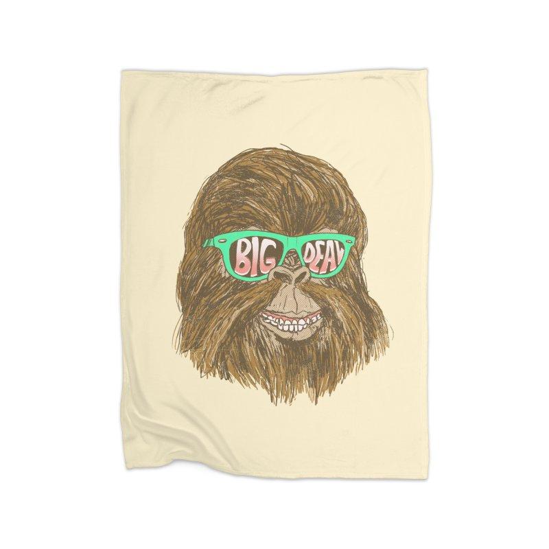 Big Deal Home Blanket by hillarywhiterabbit's Artist Shop