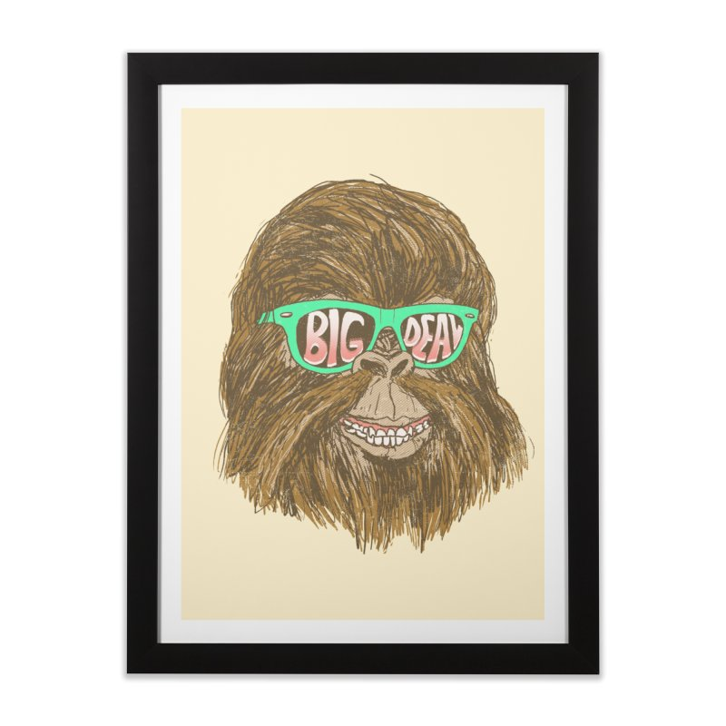 Big Deal Home Framed Fine Art Print by hillarywhiterabbit's Artist Shop