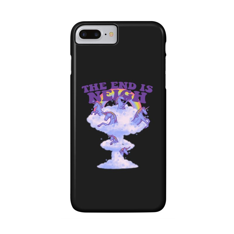 The End Is Neigh Accessories Phone Case by hillarywhiterabbit's Artist Shop